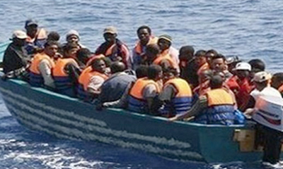 Sinister migrant trafficking across the Mediterranean