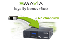 Smavia Loyalty Bonus from Dallmeier