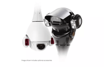 Redvision's new rugged PTZ dome camera