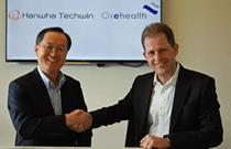 Hanwha Techwin and Oxehealth's partnership