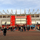 Alpro panic hardware installed at Middlesbrough Riverside Stadium