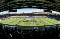 Goffertstadion relies on Panomera® system