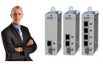 AMG's Ethernet switches and Media converters