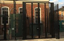 Zaun gates secure LPCB security ratings