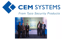 CEM Systems announces award winners