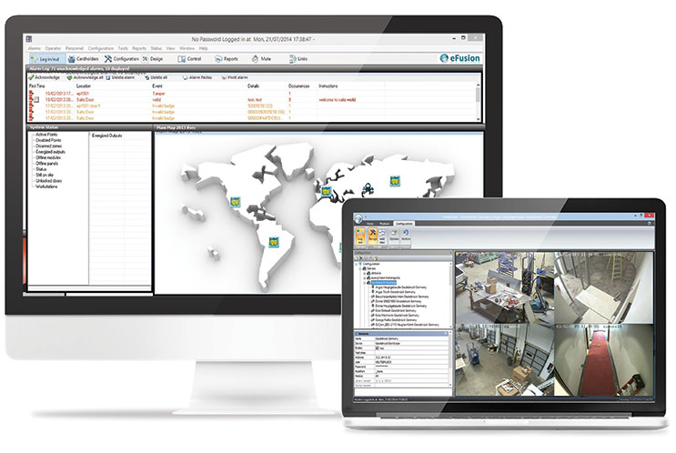 Maxxess and 360 Vision unveil off-the-shelf integration at Intersec 2015