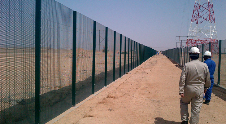 British fencing manufacturer aims to build on Middle East infiltration at Intersec