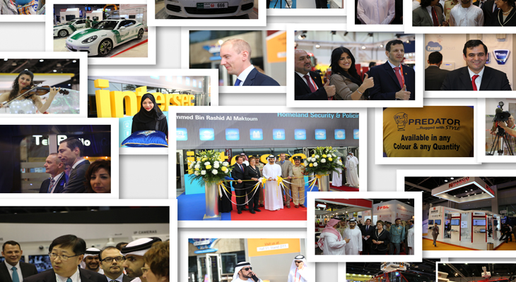 Intersec 2015 – The biggest event in the show's history