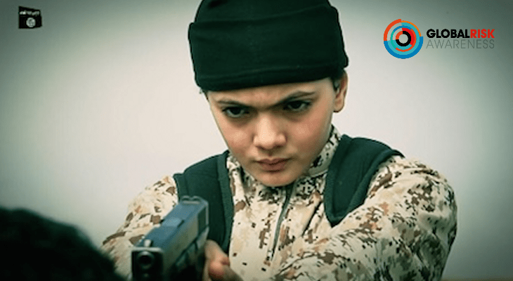 Breaking News – Child executes captured alleged Mossad Agent