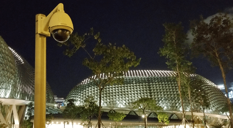 Hikvision protects Singapore's world-class theatres on the bay