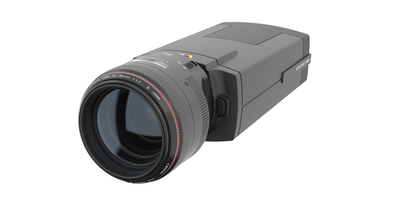 Axis to unveil AXIS Q1659 Network Camera at Intersec 2017