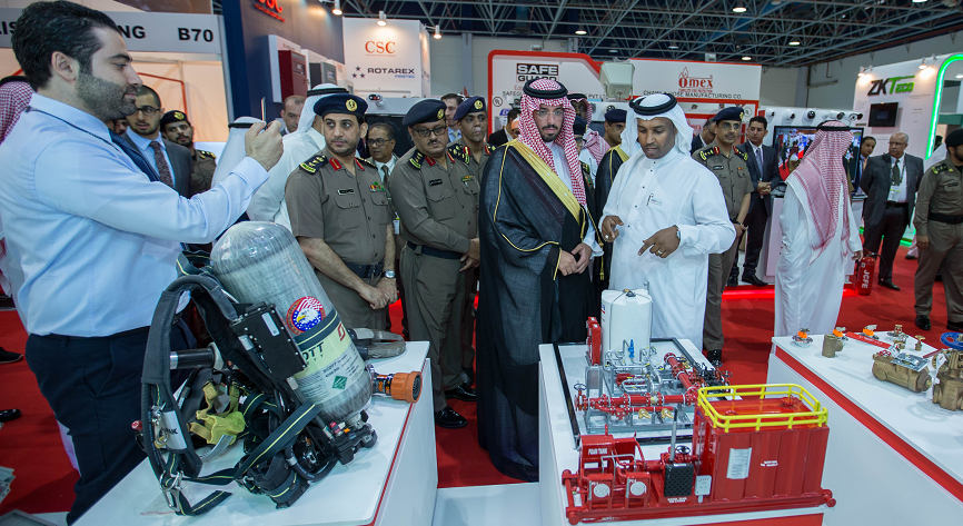 Intersec Saudi Arabia 2017 debuts in style featuring 170 exhibitors from 26 countries