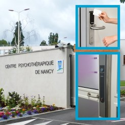 Access control from Aperio