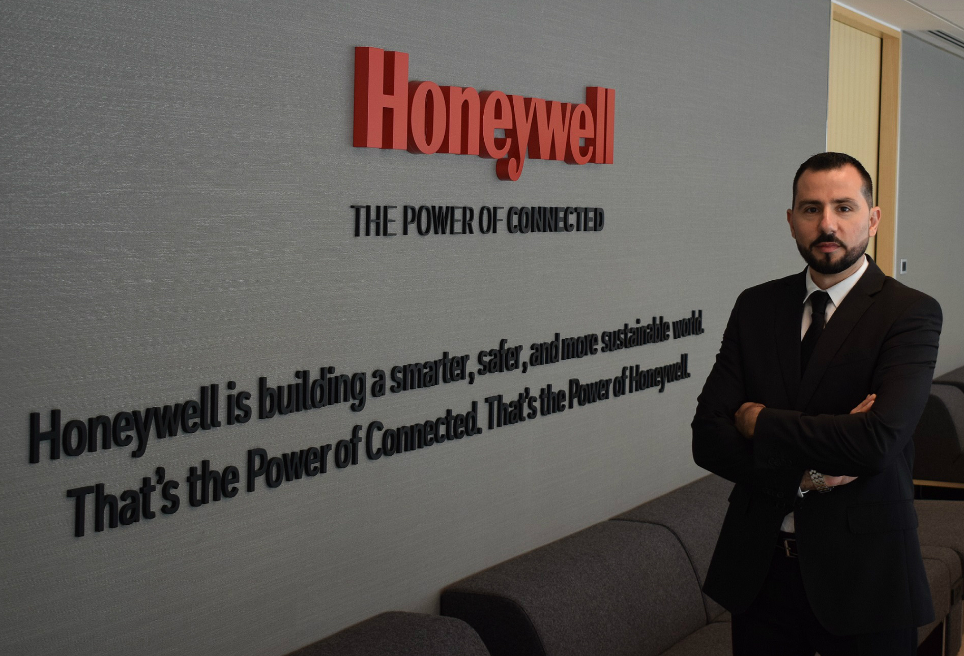New appointment at Honeywell