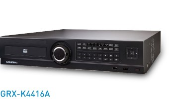 Grundig's new 960h DVRs work together with Grundig NVRs to Allow