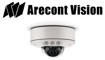 Arecont Vision® expands the MicroDome® Camera Series with