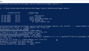 SessionGopher: extract saved session information for remote