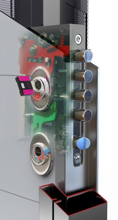 puertas de seguridad contra el robo