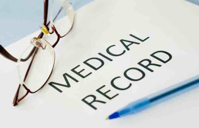 Why criminals care about health records