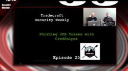 Learn how to use the latest tools and techniques in security, both offense and defense in this hands-on hacking show!