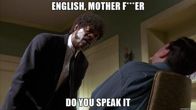 Importância do inglês
