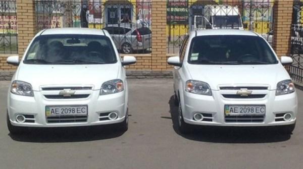 Машины двойники