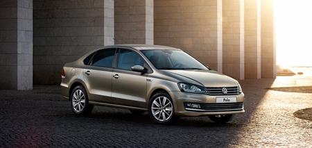 Новый Volkswagen Polo