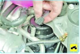 Cистема кондиционирования polo sedan