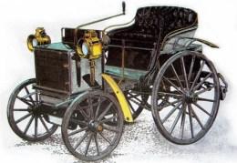 Первый автомобиль: как он появился