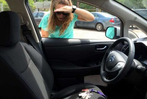 Вскрытие авто