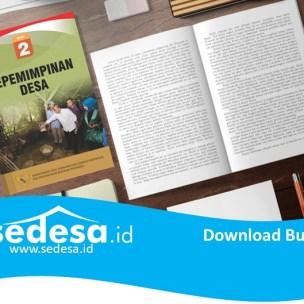Klik Untuk Download Buku Kepemimpinan Desa