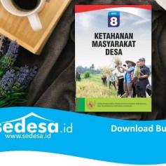 Download Buku Ketahanan Masyarakat Desa