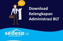 Download Kelengkapan Administrasi BLT