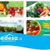 Desain Promosi Produk Pertanian