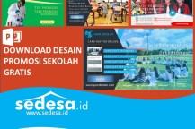 Download Desain Promosi Sekolah PPT