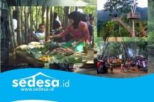 Desa Wisata Kampung Bambu Borobudur Magelang