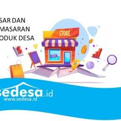 Pemasaran Produk Desa