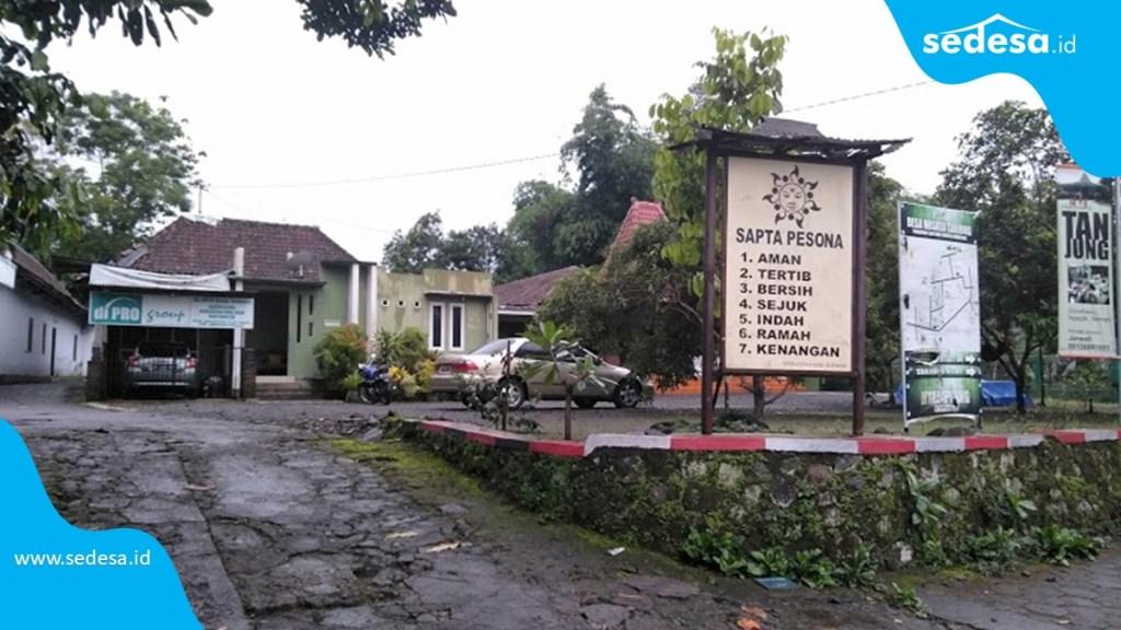 Profile Desa Tanjung Yogyakatya