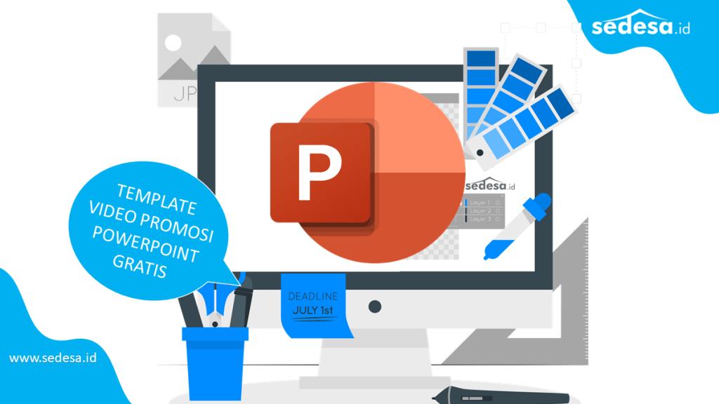 Download Template Video Promosi PowerPoint Gratis