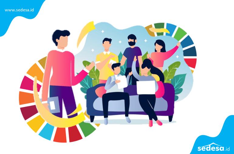 Pentingnya Partisipasi Warga dalam SDGs Desa