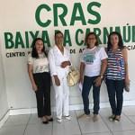 CRAS Baixa da Carnaúba - Coordenadora Izabel