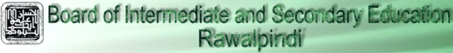 BISE Rawalpindi FSc FA 1st Year Latest Results