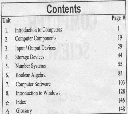 Download 9th Class Computer Science Book
