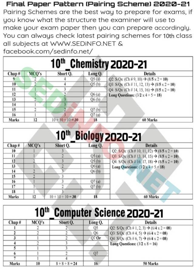 10th-Pairing-Schemes-2020-21-Chemistry-Biology-Computer-Science-Page-1