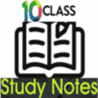10th Class Books Solved Notes