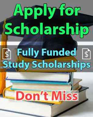 PEEF Master Level Scholarship Fully Funded and Monthly Stipend