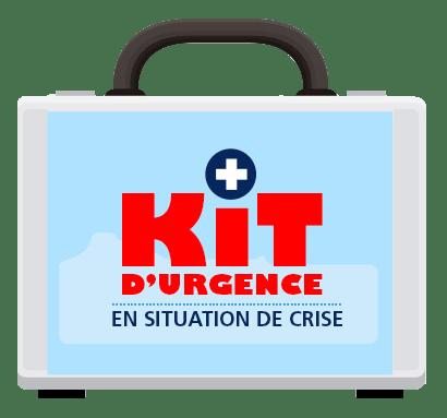 kit d'urgence