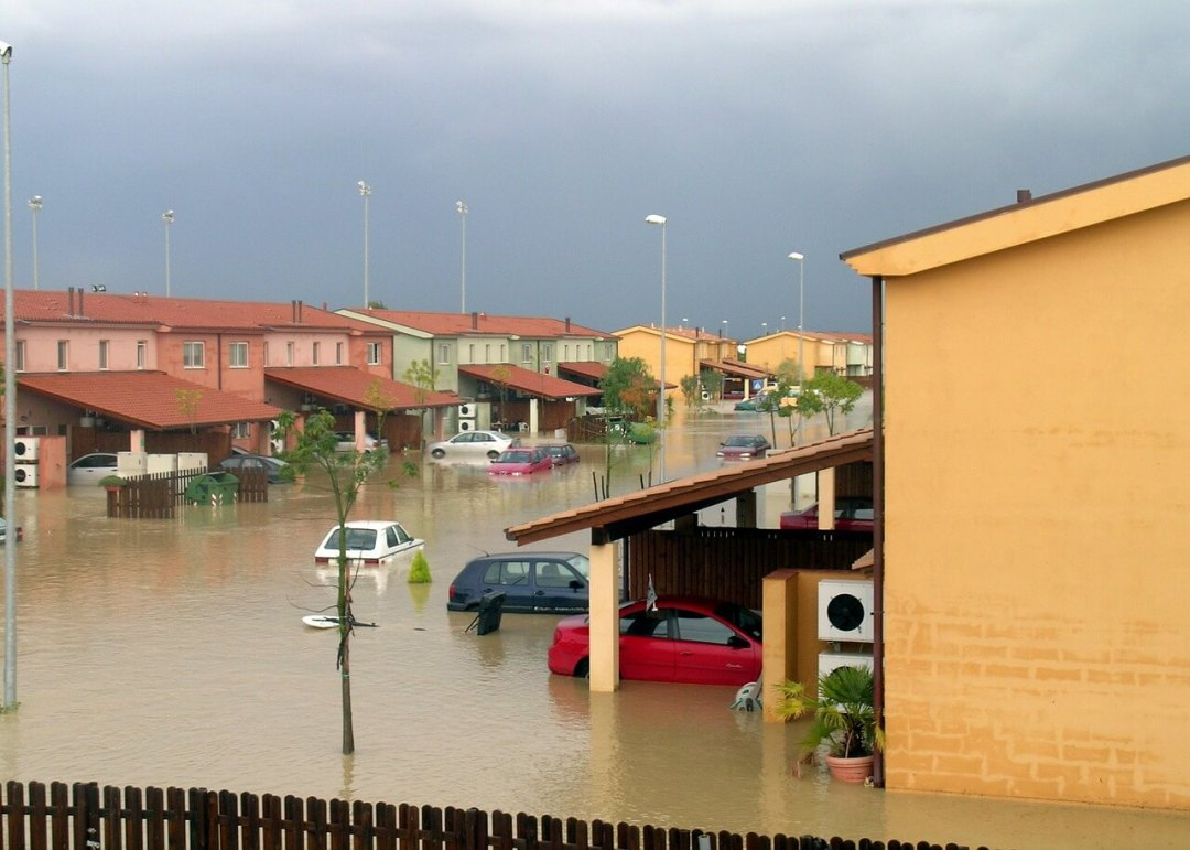 inondation lotissement