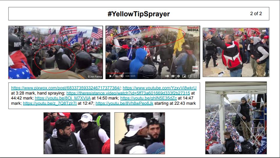 336-AFO #yellowtipsprayer