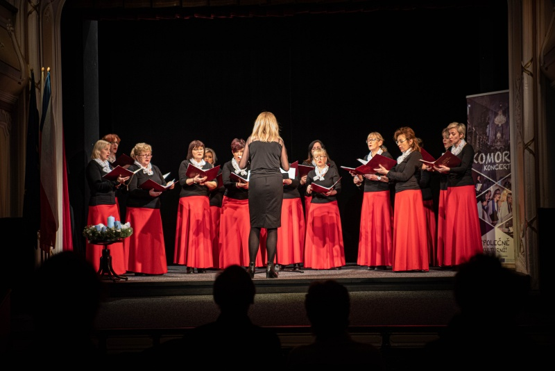 Vánoční koncert – Chór Canzona